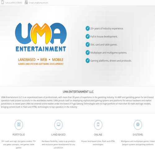 Uma Entertainment